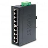 IGS-801T Planet IP30 Промышленный неуправляемый коммутатор 8-port 10/100/1000T