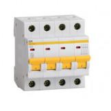 Автоматические выключатели ВА47-29 4P IEK