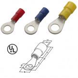 262250_92 Haupa Кабельные наконечники с кольцом DIN 46237