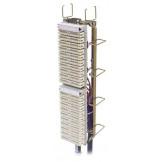 БКТО-2/200 Бокс кабельный телефонный открытый на 200 пар