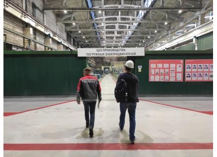 Командировка к клиенту - Завод «Алнас»