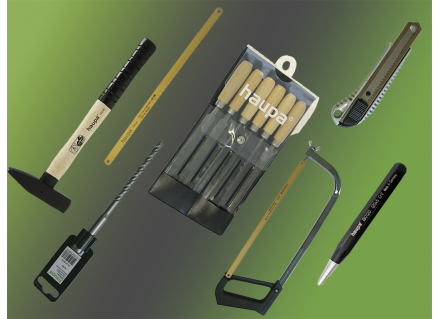 Новый набор слесарного инструмента Haupa по специальной цене! Только в Виалайт!